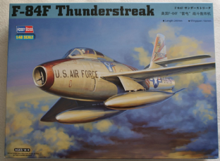 Hobbyboss 1/48 81726 Republic F-84F Thunderstreak